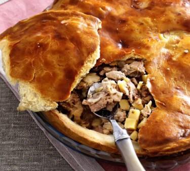 Пироги с говядиной и картошкой рецепт