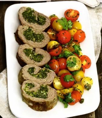 Рецепт острых перцев и болгарского перца на зиму