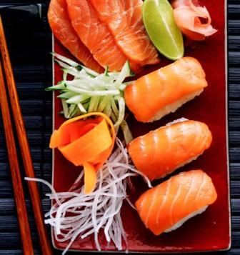 Японская кухня  povarenokru